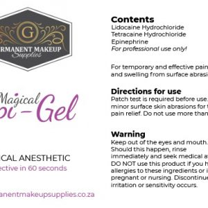 Magical Epi-Gel