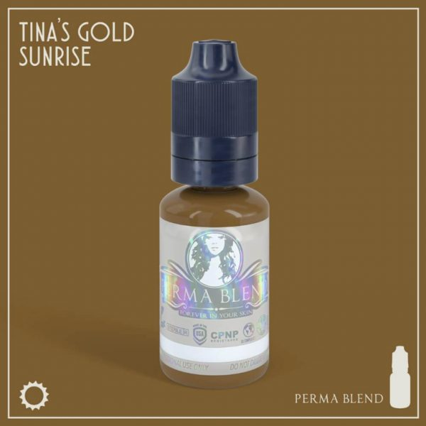 Tina's Gold Sunrise